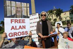Alan gross wife appeals for release from cuba