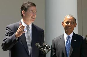 President Obama Announces Nomination Of James Comey To Become FBI Director
