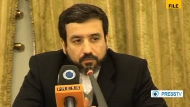 iranian-deputy-fm-and nuke negotiator Abbas Araqchi