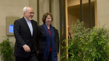 Iran-EU all smiles in geneva nov 13