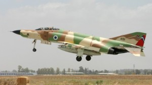 Isreali F 4 E Phantom same as Iran
