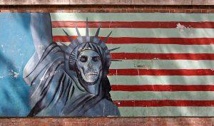 mock statue of liberty