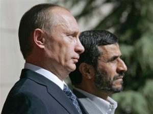 Vladimir Putin, Mahmoud Ahmadinejad