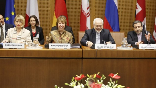 Iran EU negs Vienna