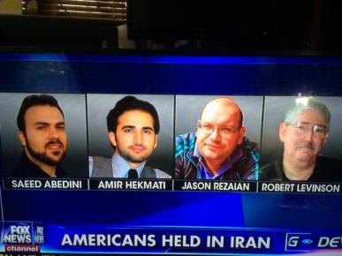 4 MEN W NAMES OFF FOX TV