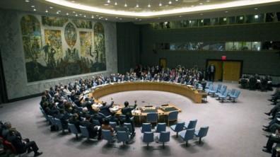 UN SC taking vote